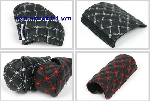 Car Gear Cover/ Gear Knob Cover/Brake Cover/Car Shift Knob Cover